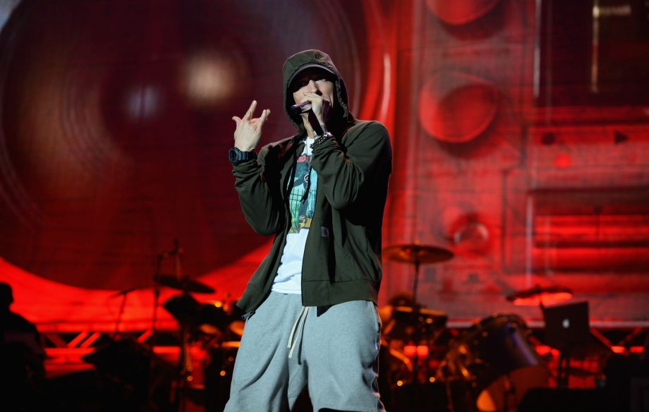 Watch Eminem take on his critics in new video for