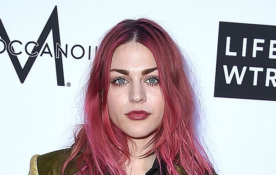 Watch Frances Bean Cobain preview another new original track