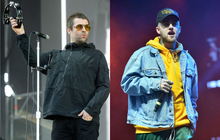 liam gallagher dedicates live forever to mac miller nme