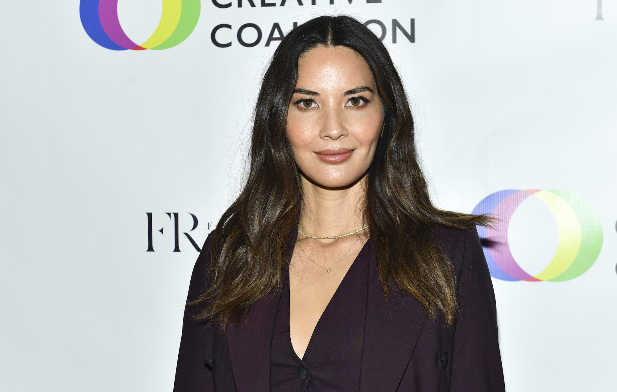 Olivia Munn says 'Predator' director Shane Black hasn't spoken to her since she got a scene featuring a registered sex offender cut from film