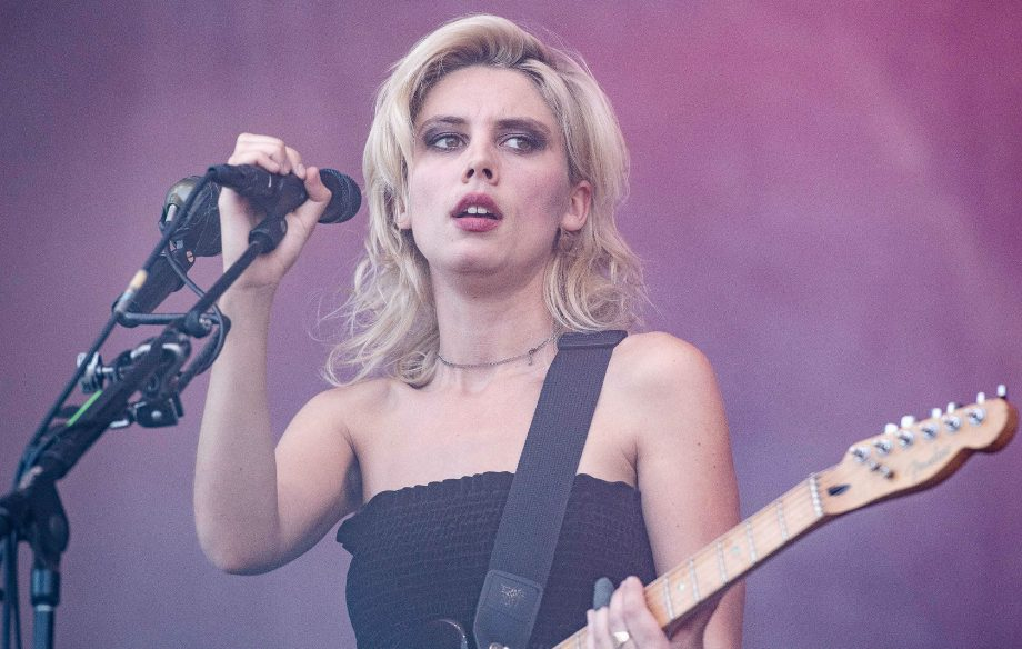Wolf Alice's Ellie Rowsell on inspiring women to pick up the