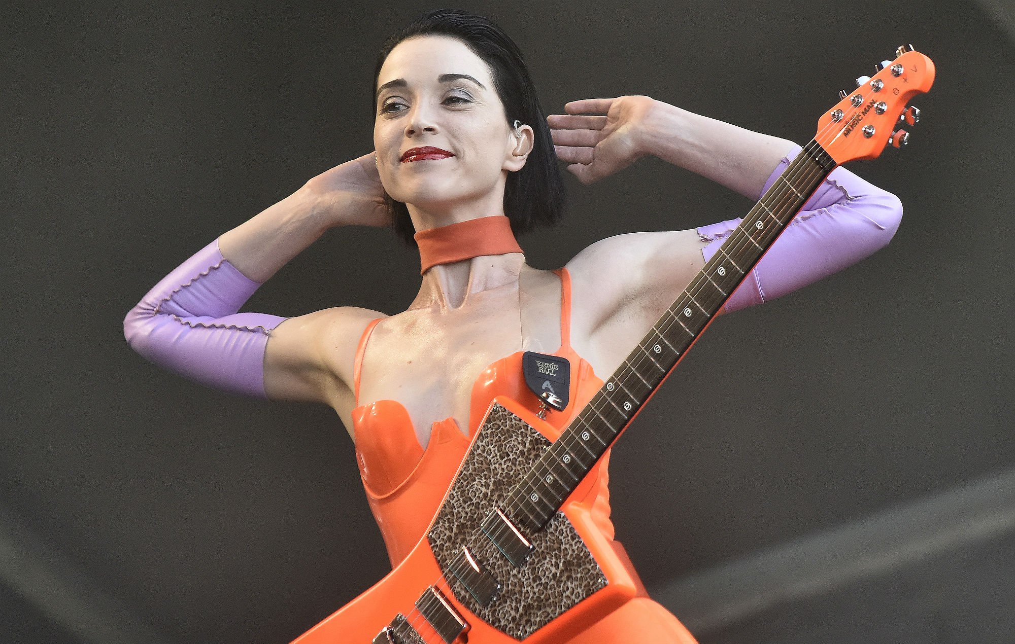 Here S Another Version St Vincent Unveils Beautiful