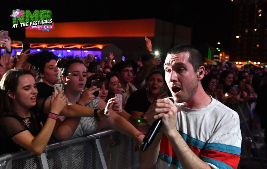 Bastille Dance Through Darkness At Las Vegas Life Is