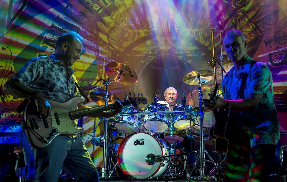 Pink Floyd Drummer Nick Mason S Saucerful Of Secrets