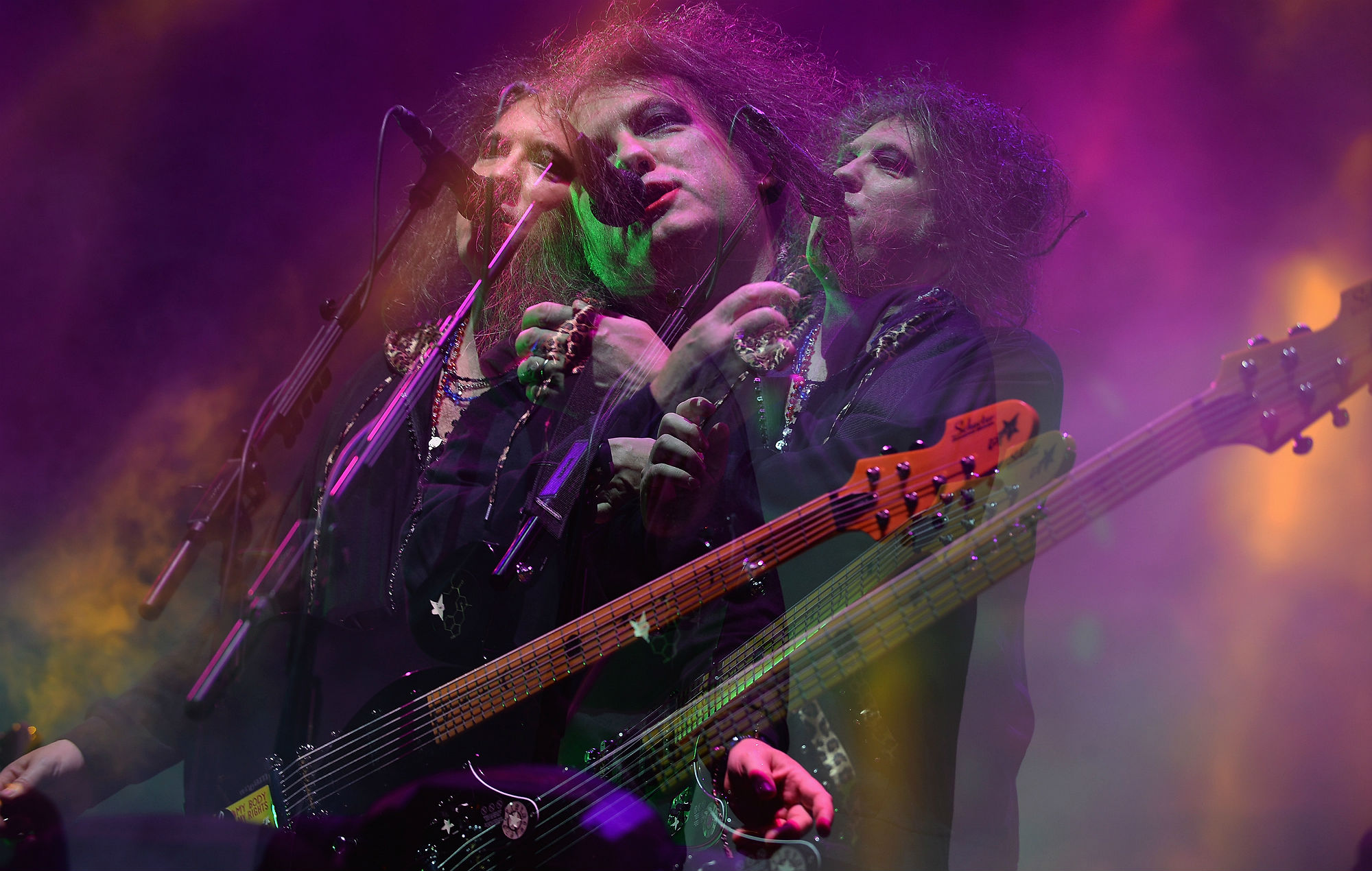 The Cure To Headline Around 20 Festivals In 2019 Nme