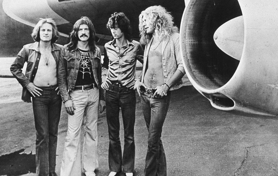 Whole Lotta Love! Led Zeppelin documentary announced to mark their 50th anniversary