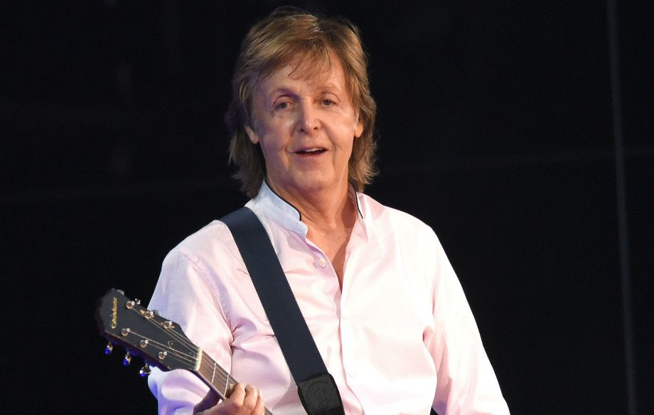 Paul McCartney has been working on a 'It's a Wonderful Life' musical for the stage