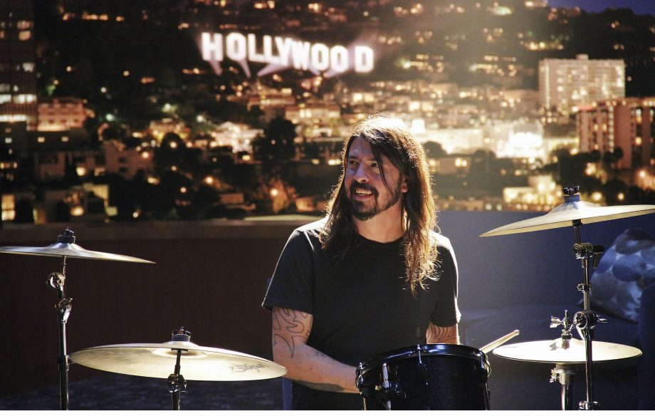 Dave Grohl reveals the one band he still wants to play drums for