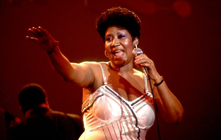 An Aretha Franklin