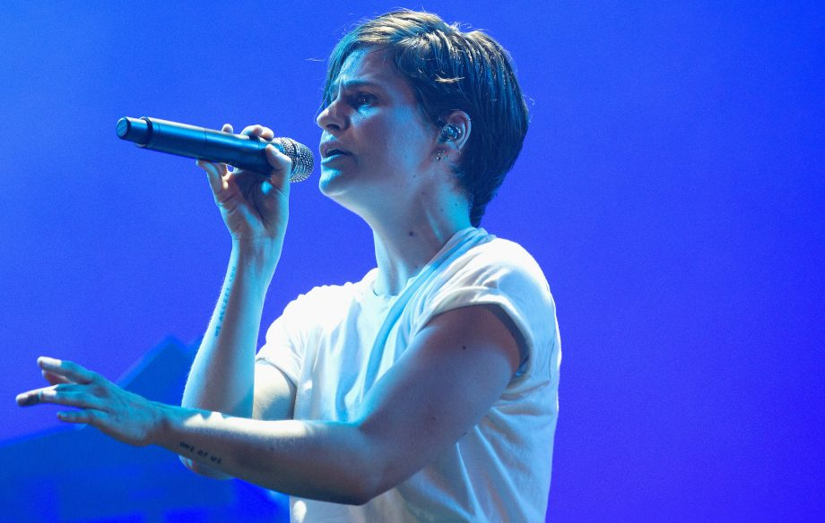 Watch Christine And The Queens' beautiful Apple Music live film