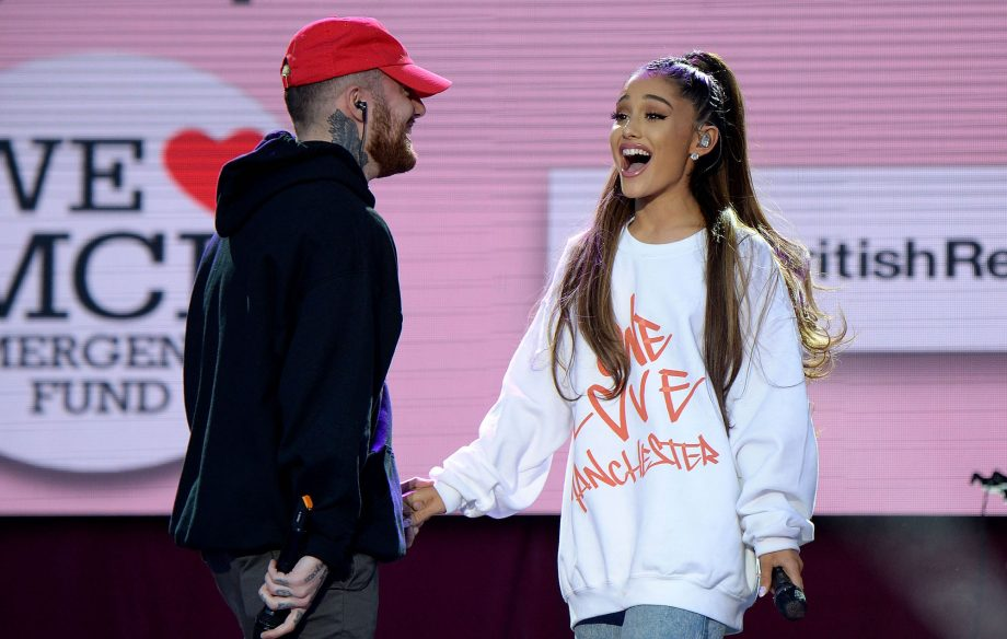 Image result for ariana grande and mac miller