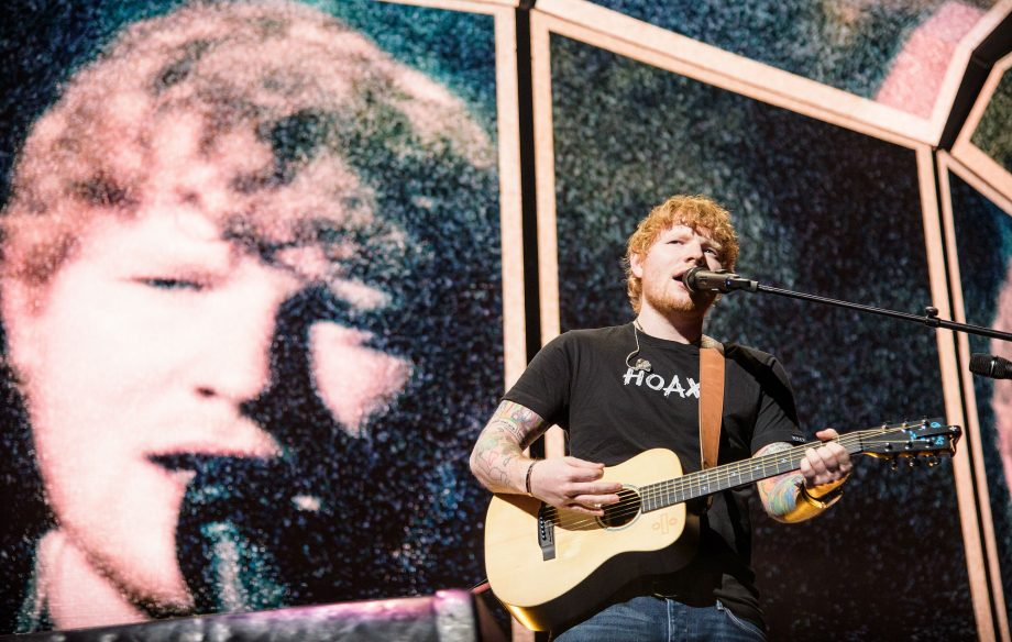 Ed Sheeran's earnings last year make him world's highest-paid solo artist – who pays more tax than Starbucks and Amazon