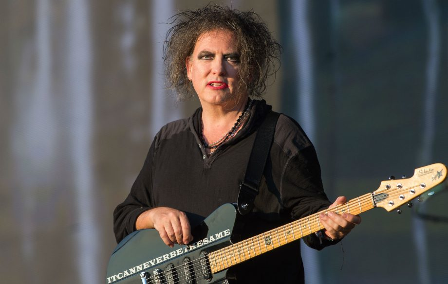 The Cure announce