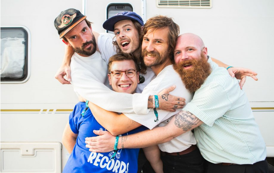 """""""We're being recognised in a vapid chamber"""" – IDLES tell us about their BRITs nomination and their next album"""