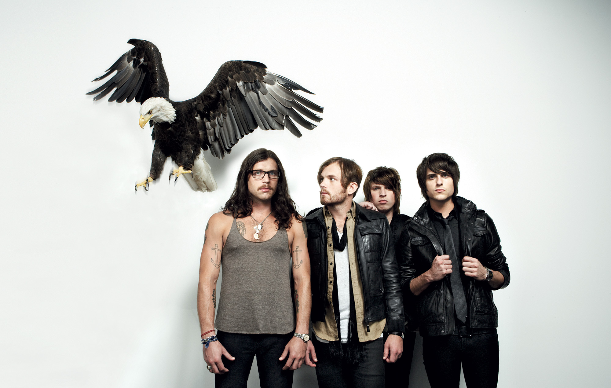 Kings of Leon's 'Only By The Night': How it ripped the ...