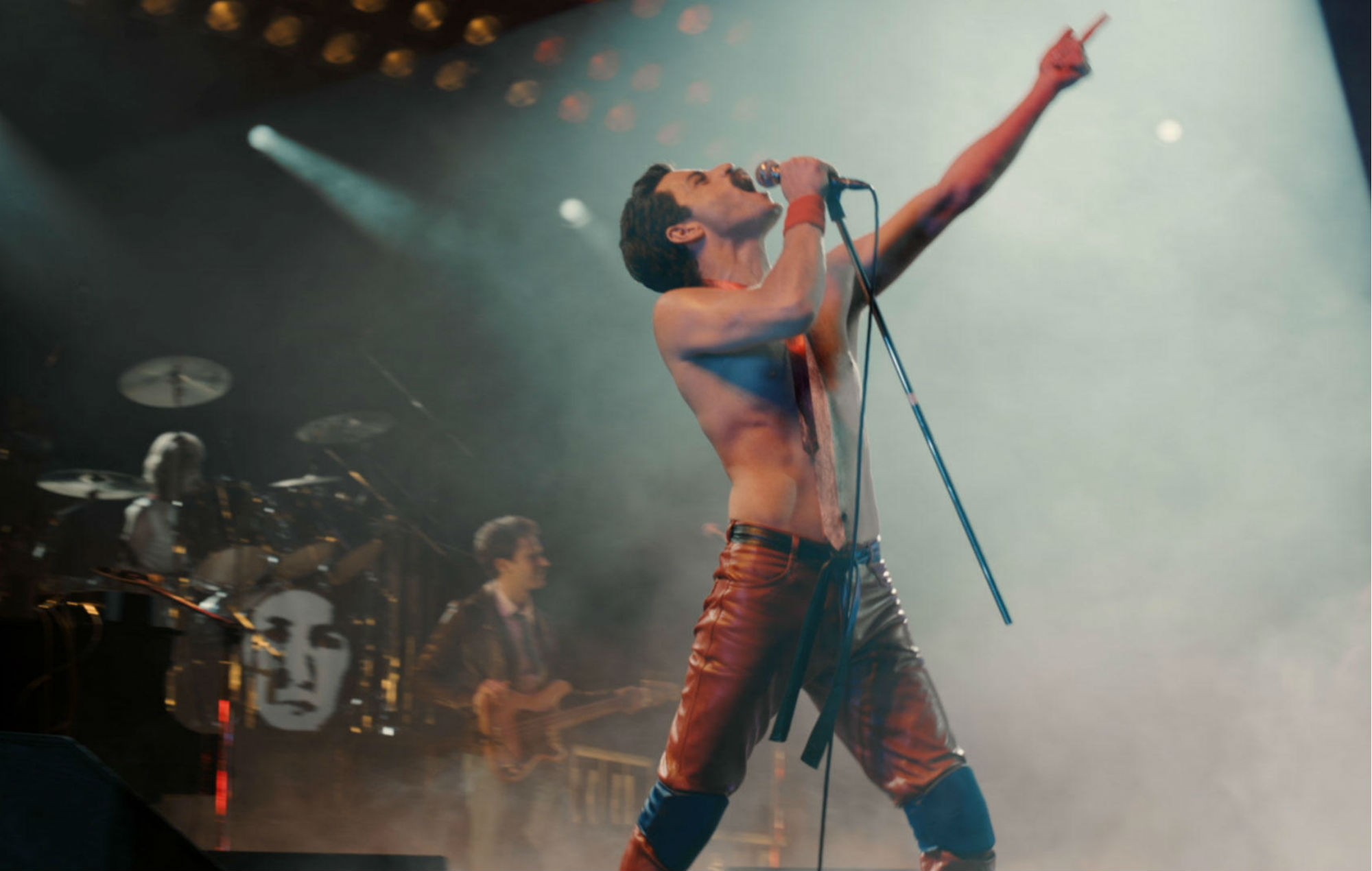 It looks like there might be a 'Bohemian Rhapsody' sequel
