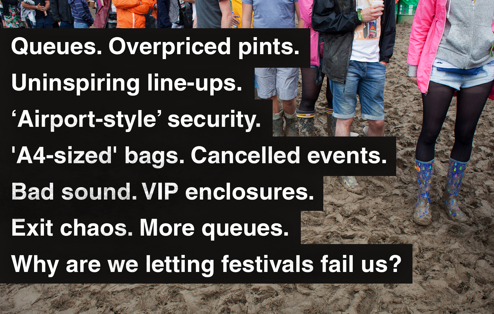 Make Festivals Great Again