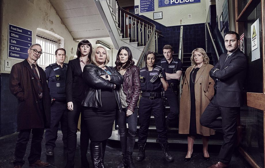 Tv Renegade Paul Abbott On Last Nights Breathtaking First Episode Of No Offence