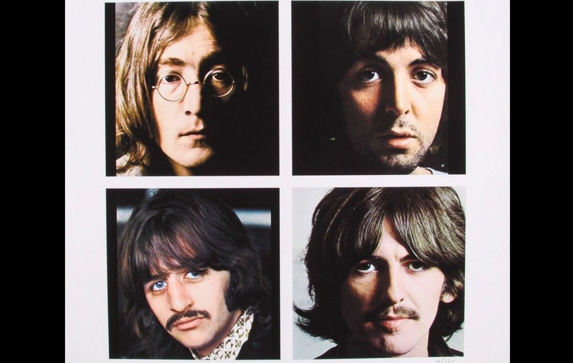 The Beatles To Re Release The White Album To Celebrate