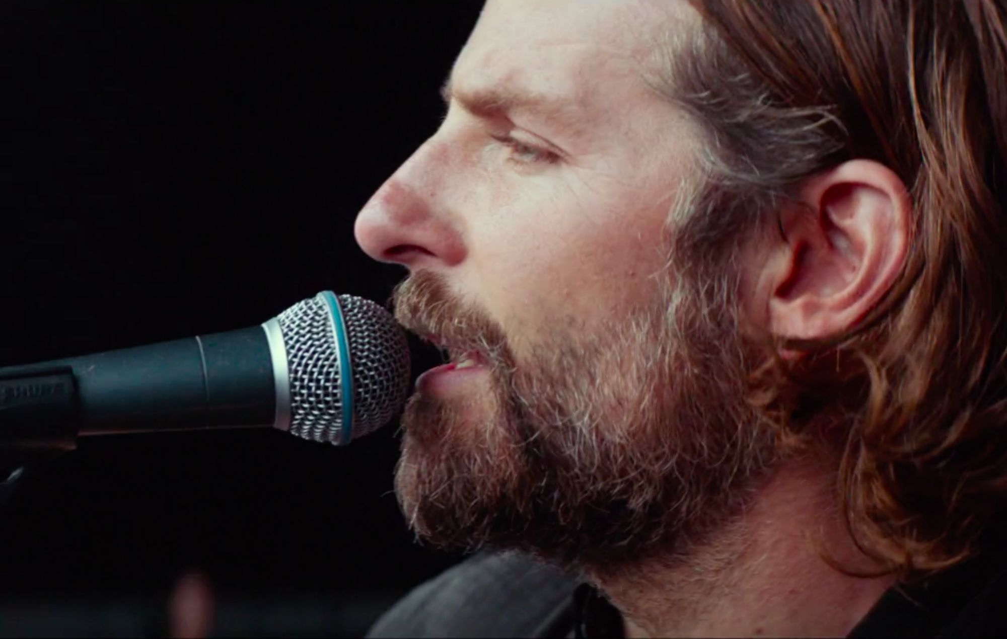 Watch Bradley Cooper learn to sing and play the guitar in ...
