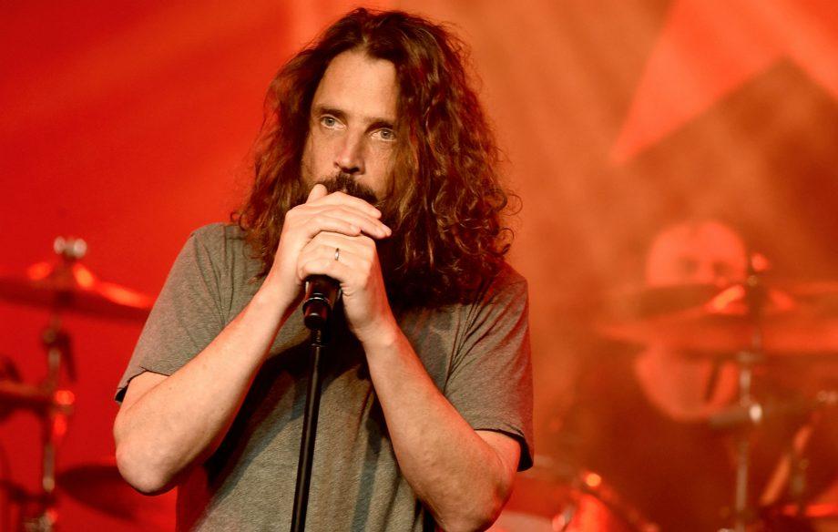 New Chris Cornell