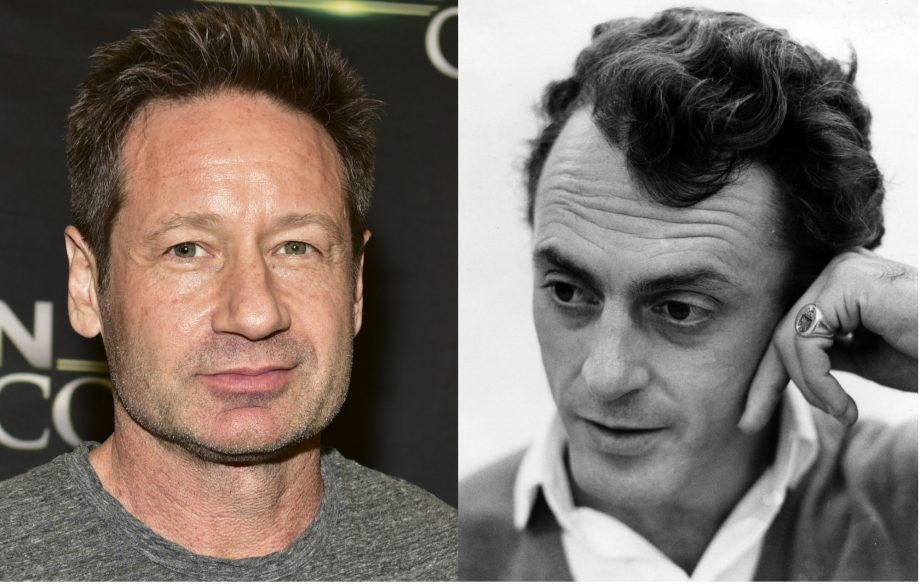 David Duchovny pays tribute to 'X-Files' actor Peter Donat, who has passed away, aged 90