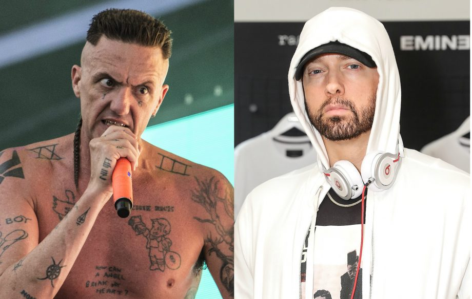 Die Antwoord respond to Eminem diss: 'You used to rap better