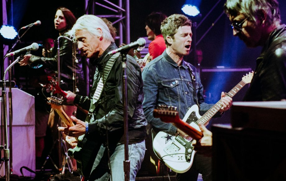 Watch Noel Gallagher and Paul Weller cover The Jam and The Beatles