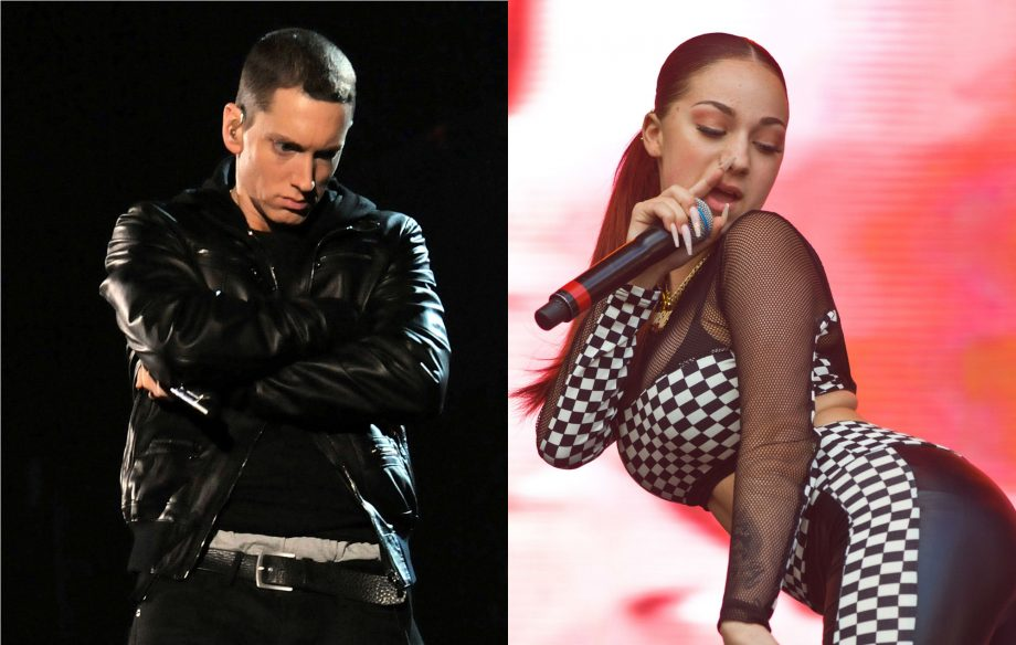 fa79974f80f97d Fans accuse Eminem of  ripping off  Bhad Bhabie on new album ...