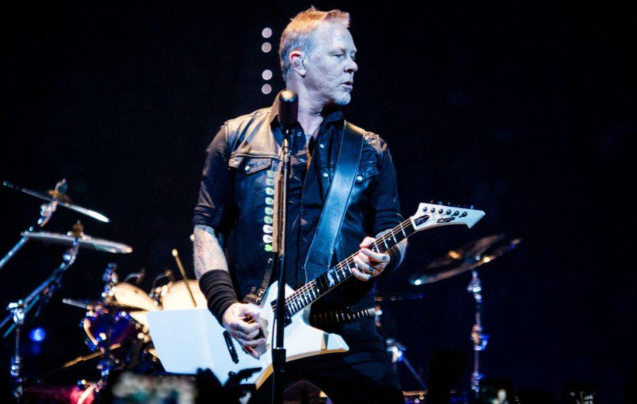 Metallica donate £40,000 to Manchester homeless charity