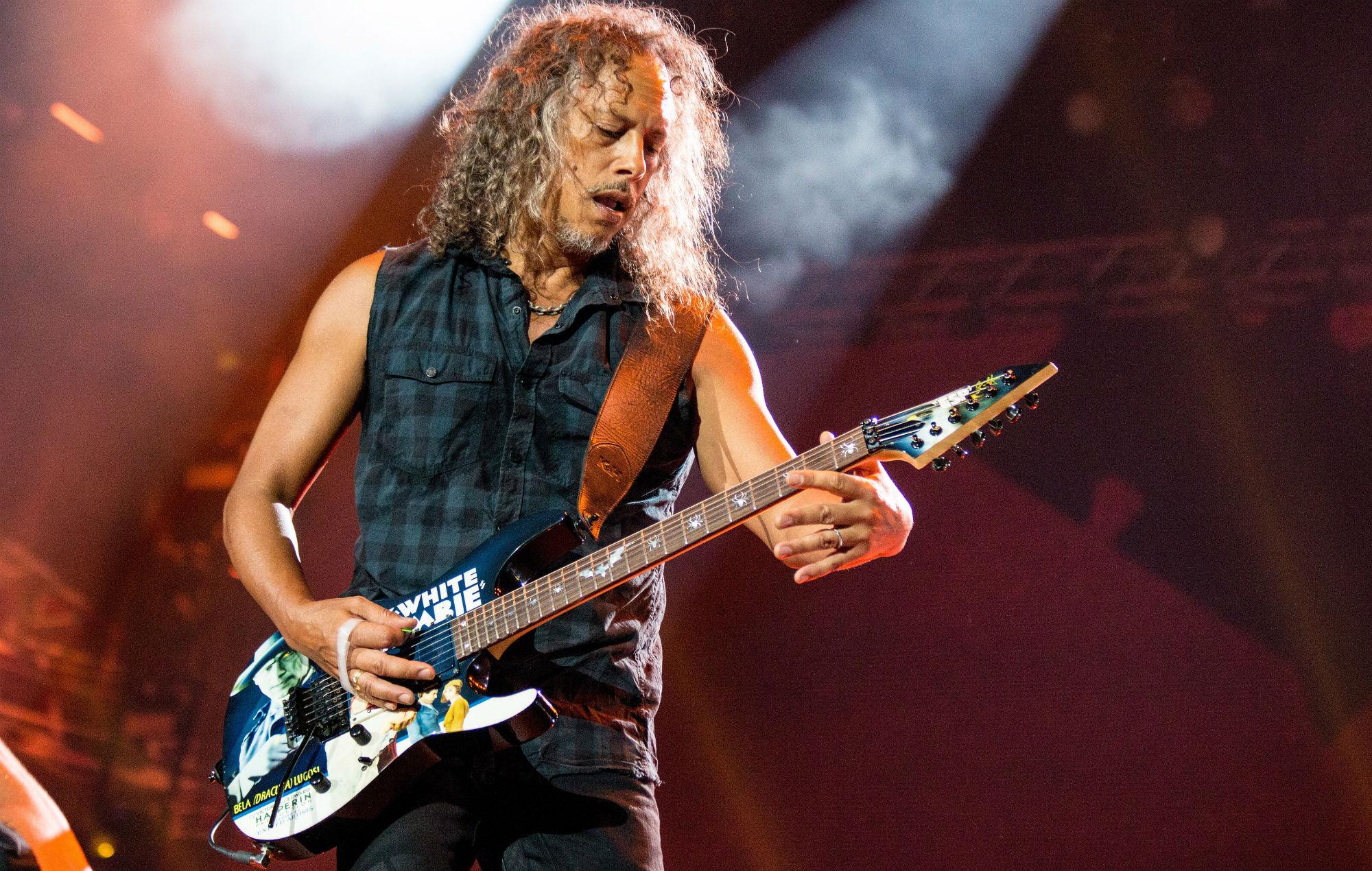 Kirk Hammett solo material