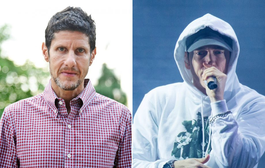 70272329 Beastie Boys respond to Eminem's 'Kamikaze' artwork