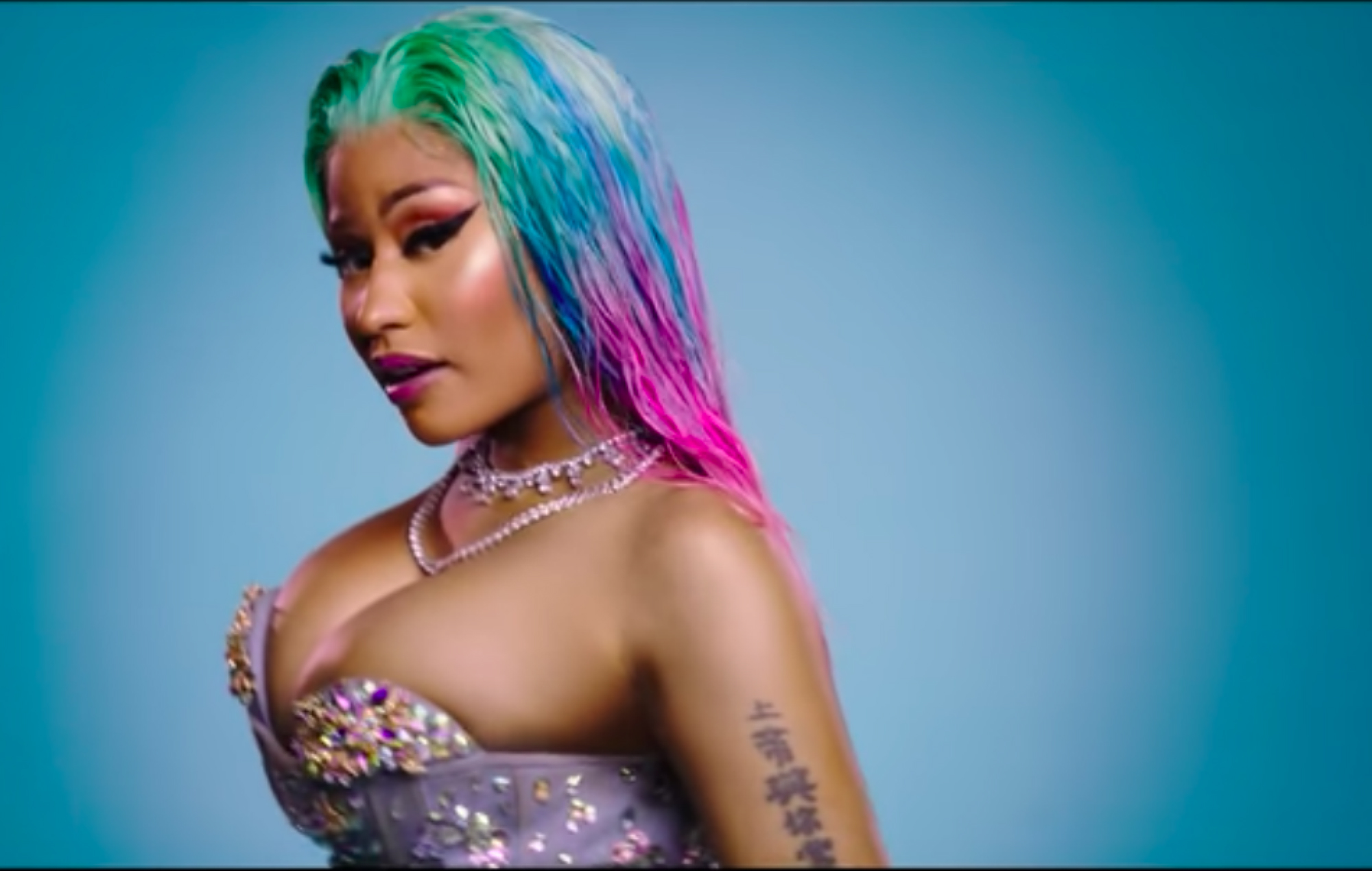 Nicki Minaj Turns Rappers Into Puppets For Barbie Dreams