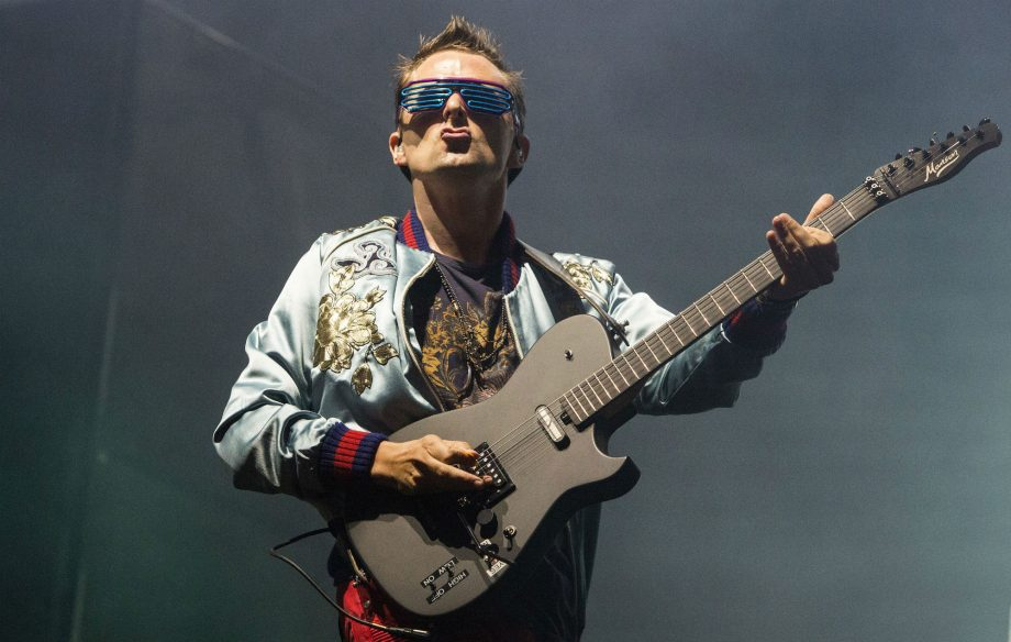 Muse will play
