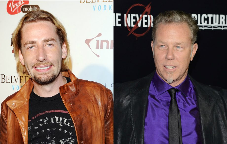nickelback  People are shocked by how good Nickelback covering Metallica is