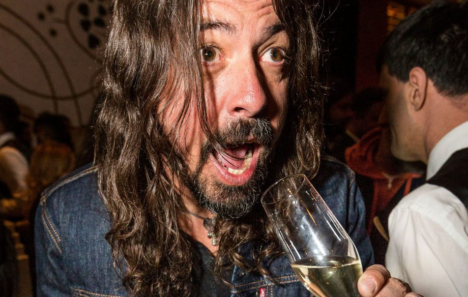 Dave Grohl reveals his pre-gig drinking ritual