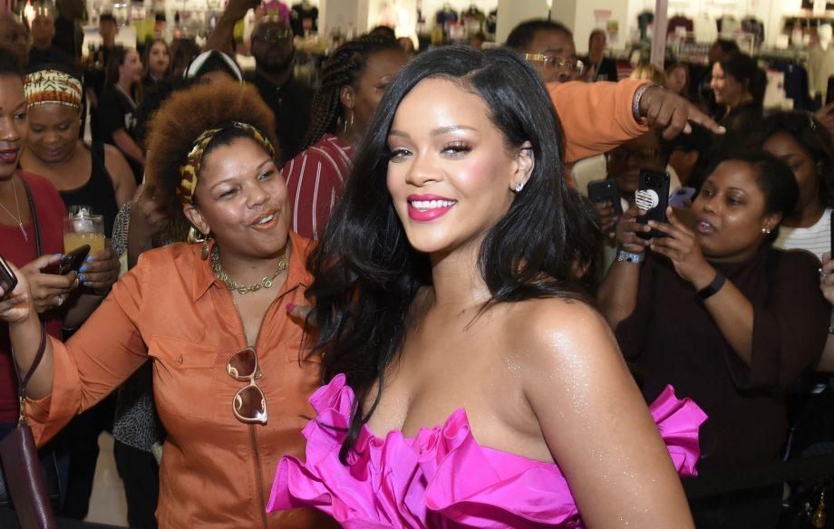 Rihanna given