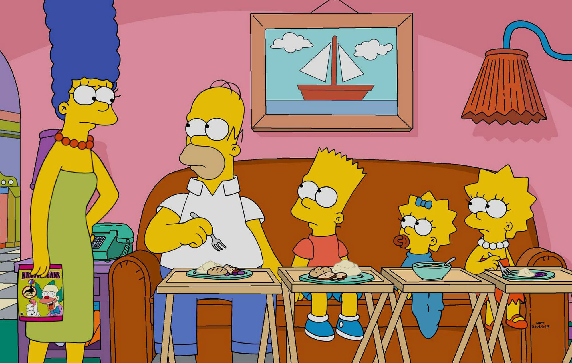 The Simpsons Producer Spots Glaring Error In Old Episode