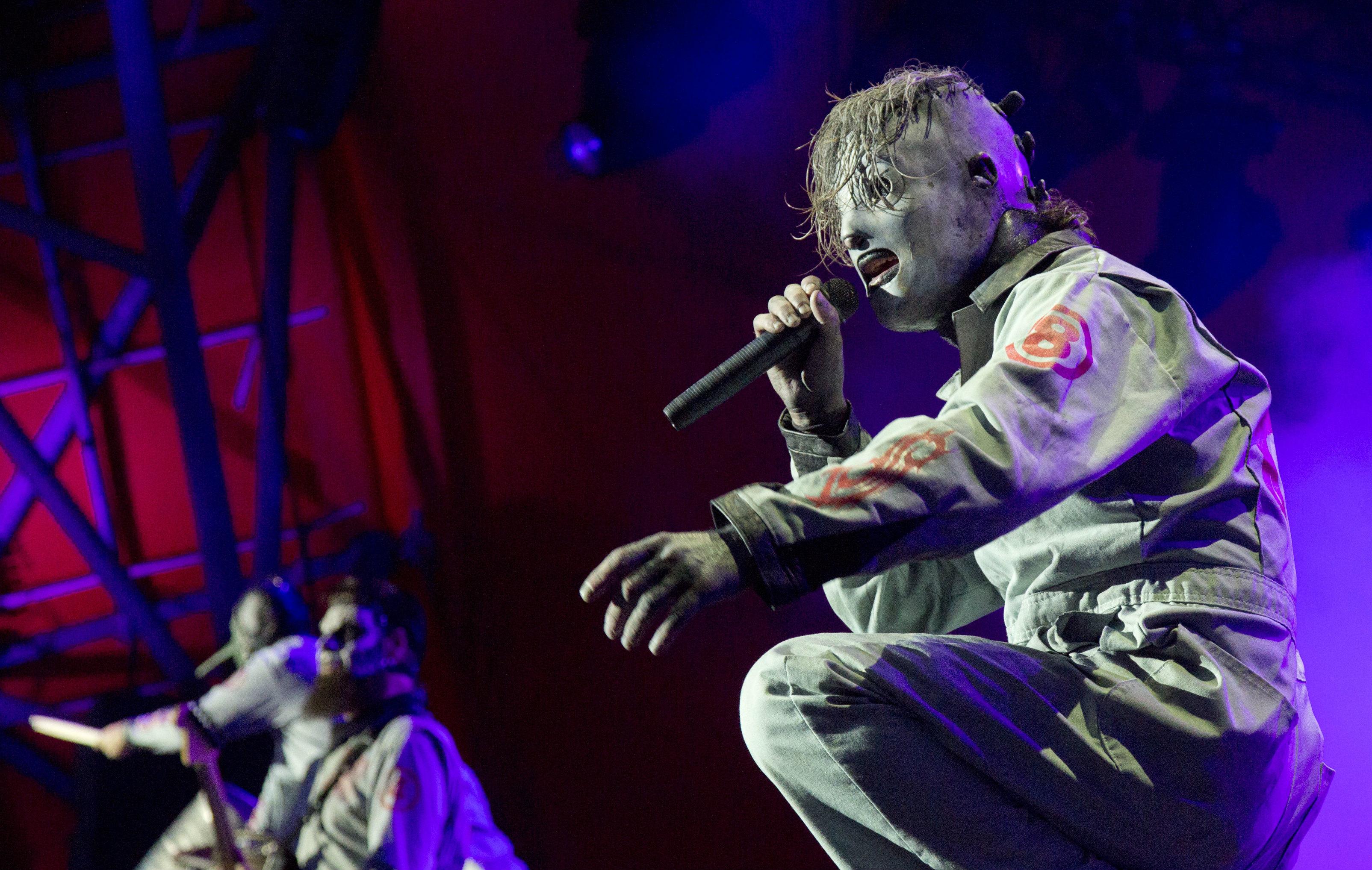 Slipknot announce re-release of seminal album 'All Hope Is Gone'