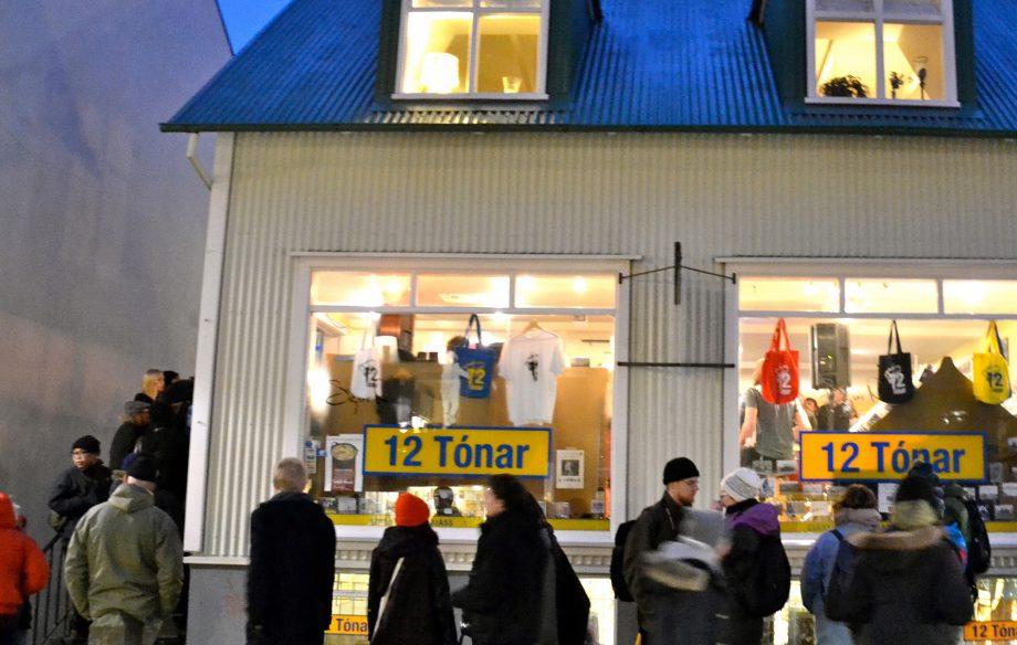 12 Tonar, Reykjavik