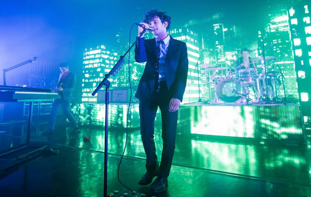 The 1975's Matty Healy opens up about sexuality and