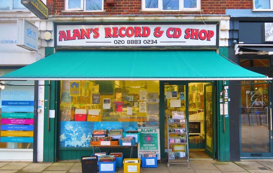 Expedientes de Alan, Londres
