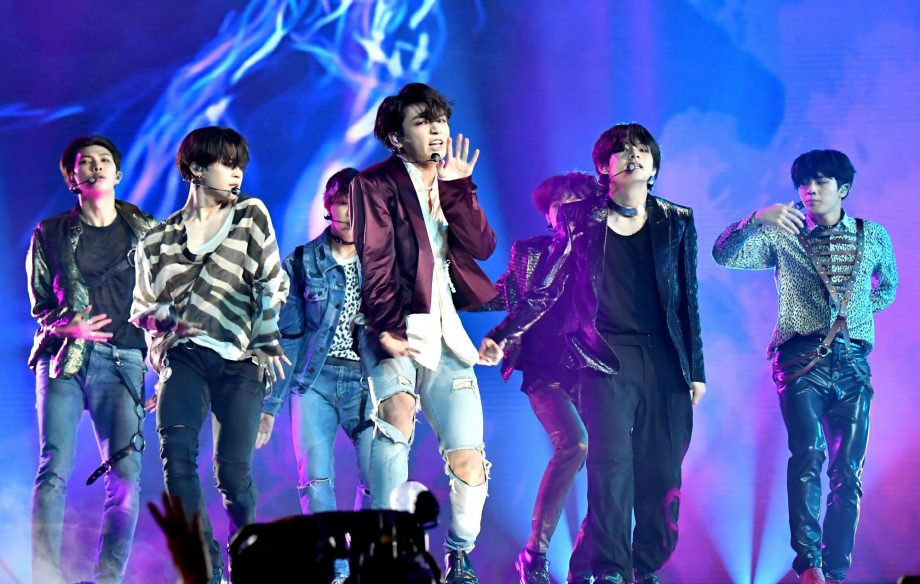 f60f22630 K-pop band BTS are getting their own movie later this year