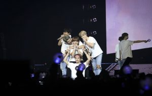 BTS's Jungkook left in tears on stage at London's O2 arena