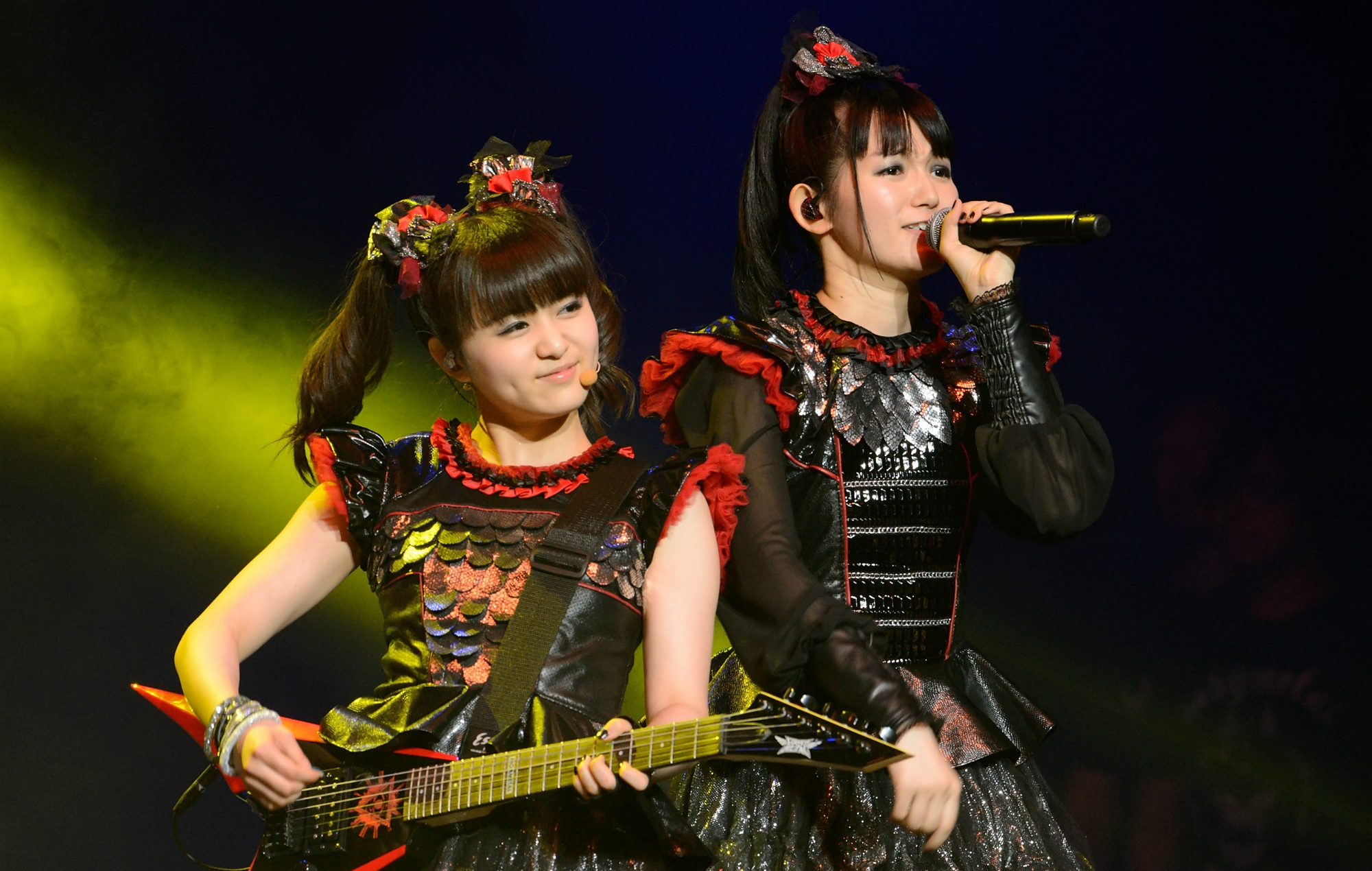 BABYMETAL issue statement as Yuimetal leaves band and ...