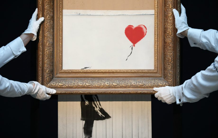 Banksy opens online store to sell iconic items from just £10