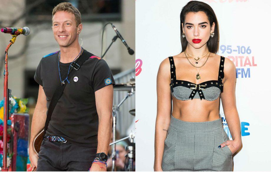 "Dua Lipa on how her ""surreal"" meeting with Chris Martin led to 'Homesick'"