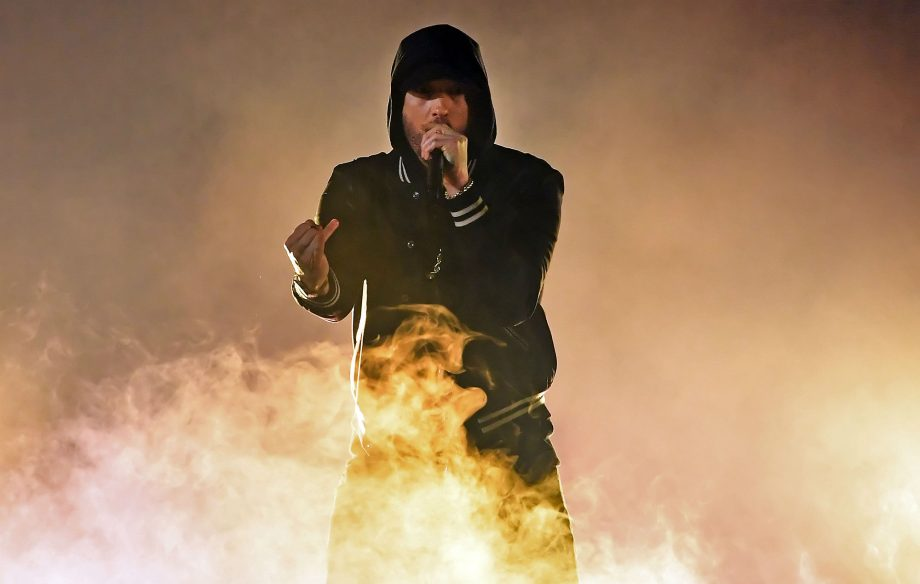 Eminem has now broken two records in 2018 with 'Kamikaze' and 'Killshot'