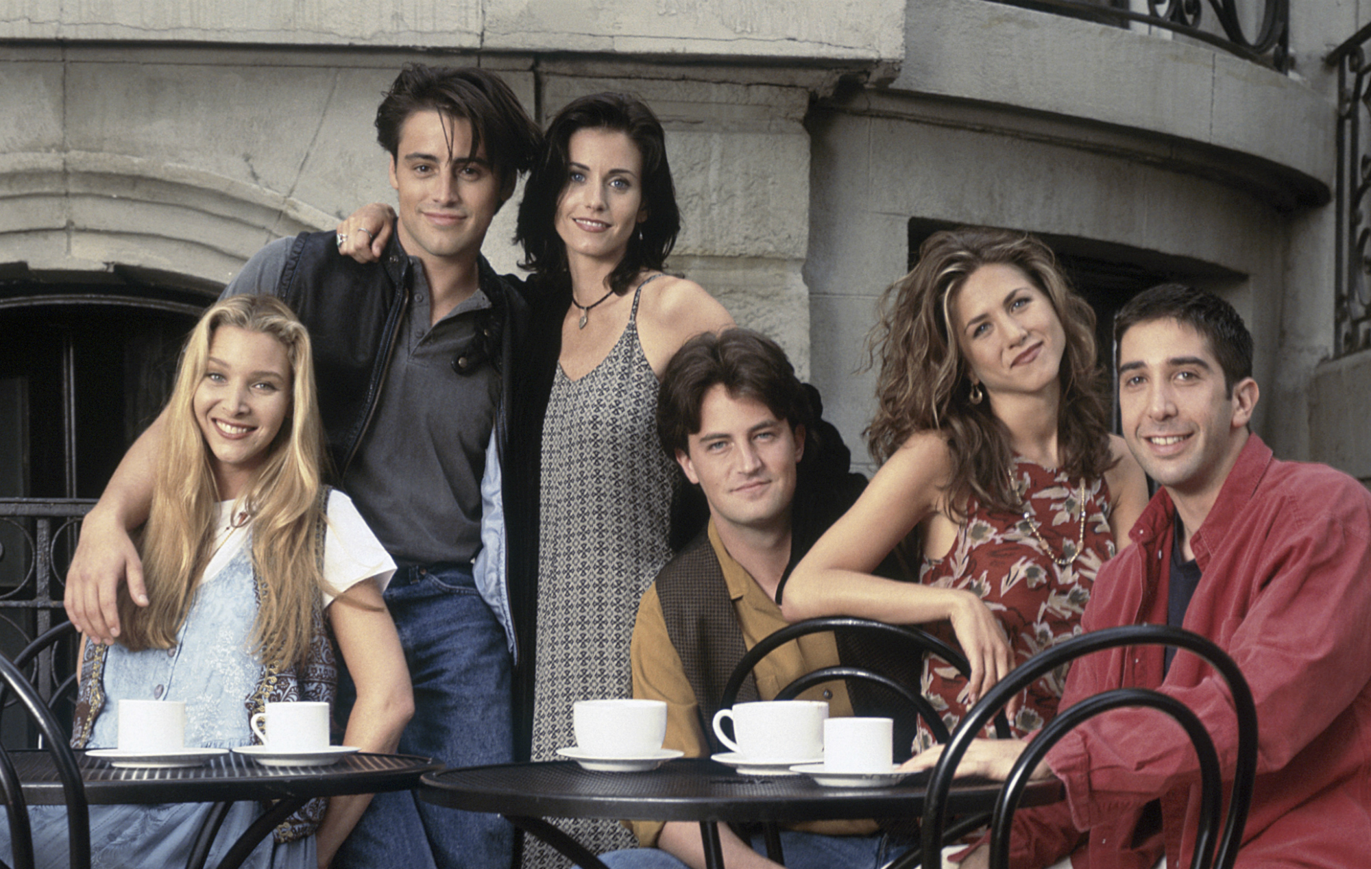 David Schwimmer responds to 'Friends' reunion rumours - NME
