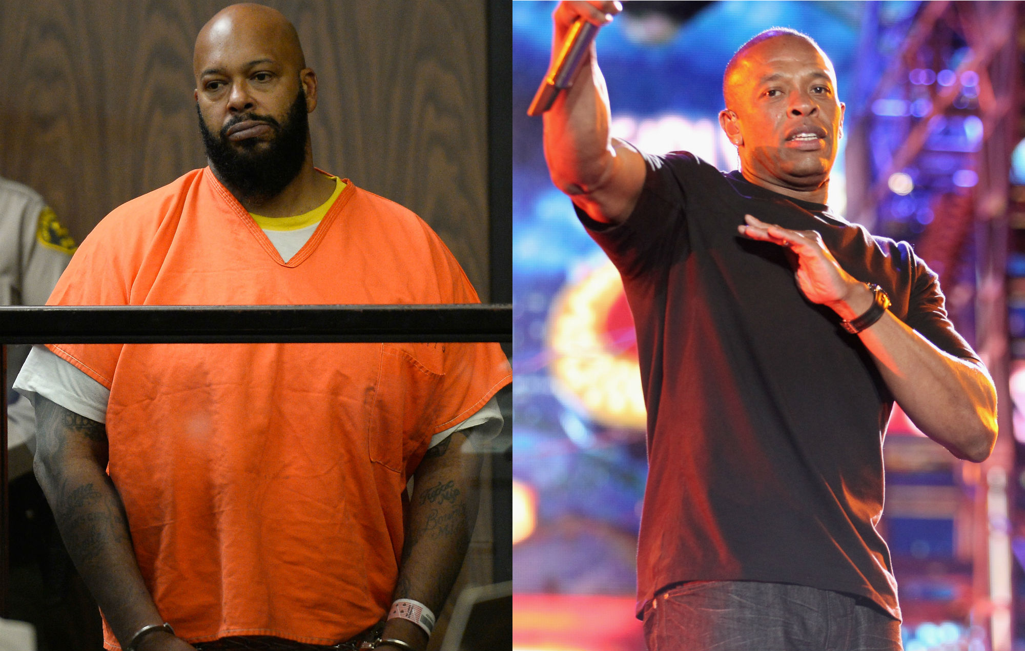 Suge Knight Gives First Interview From Prison Claims